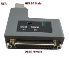PTC Mac HDI-30 to DB25 Female Adapter, for Apple Powerbook SCSI w/Dock Switch