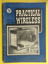 PRACTICAL WIRELESS - Magazine - June 1950 - 9 Valve Super-Het
