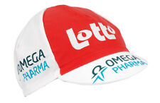 LOTTO OMEGA PHARMA Pro Team Classic Cycling Cap - Made in Italy