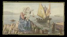 santino-holy card ediz. EB  n.2177 MADONNA DEL MARE