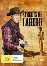 Streets of Laredo William Holden Region 4 DVD PAL