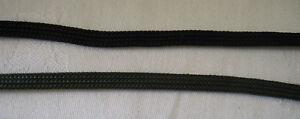 6mm  Nylon Anorak Cord / braid   per  3 or 5 metre length . choice of colour