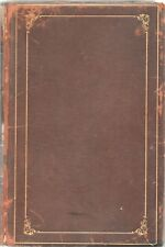 BIRDS OF PENNSYLVANIA by B H WARREN E K Meyers 1890 1st Gilted Leather Binding