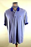 ORVIS Mens Purple Short Sleeve SHIRT Large
