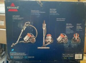 BISSELL Hard Floor Expert Multi Cyclonic Cannister Vacuum|1547