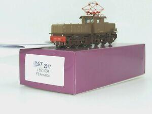 GT Modelli  2077 Locomotore elettrico FS E621.004 con scatola nuovo no Rivarossi