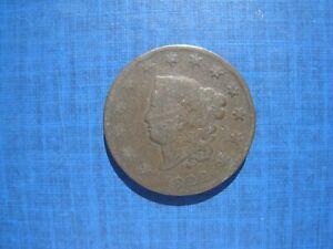 United States Cent 1822.