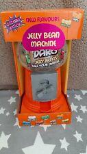 Gumball/ Jelly Bean Machine Sweet Dispenser Mini Retro Candy Vending Plastic Toy