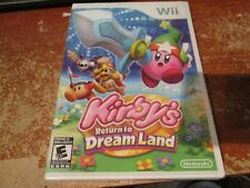 Kirby''s Return to Dream Land WII New Nintendo Wii