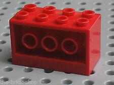 LEGO Espace Space red Brick ref 6061 / Set 6939 Saucer Centurion