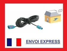 Cable rallonge d'antenne FAKRA (Douille Fiche) - Cable antenne fakra extension