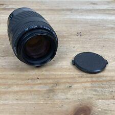 Minolta AF 70-210mm f/4.5-5.6 AF Lens, Sony A-Mount Excellent Condition
