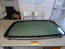 CLK 208 CLK430 CLK320 REAR BACK SOFT TOP CONVERTIBLE WINDOW GLASS