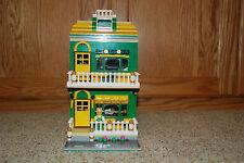 LEGO Custom Modular Building INSTRUCTIONS ONLY - The John Deere House
