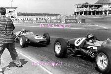 Jim Clark Lotus 21 French Grand Prix 1961 Photograph 1