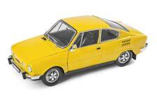 SKODA 110R Genuine Auto car metal die cast model 1:18 rare collectible NEW OEM