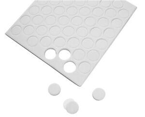 Point adhésif 3D Ø 6 mm 2 plaques de 132 points - Rayher
