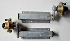 "TRAILER SUSPENSION UNITS 500KG WITH HUBS 4"" PCD FULLY - GALVANIZED"