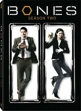Bones The Complete Second Season 2 Two Series DVD TV Show Thriller Episode David