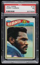 1977 Topps Harry Carson #146 PSA 7 Rookie HOF