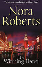 Nora Roberts - The Winning Hand  *NEW* + FREE P&P