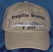 "Marine Basecap Mütze Fregatte ""Bremen"" F207 ..........B3203"
