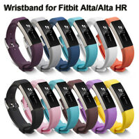 Bracelet Smart Watch Strap Silicone Wristband For Fitbit Alta and Alta HR