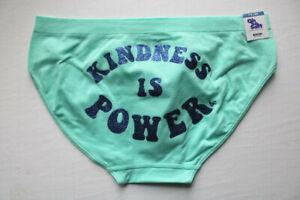 "Justice Girls' Green Glittery ""Oh-So Soft Breathable Bikini"" - Sizes 8, 10"