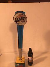 2 Miller Lite Beer Tap Handles
