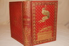 JEANNE D'ARC WALLON 1876 CARTONNAGE MAGNIER SOUZE CHROMOLITHOGRAPHIES