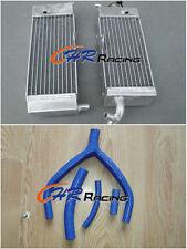 L&R Aluminum radiator+ HOSE FOR Yamaha YZ250 YZ 250 1992/WR250 WR 250 1992 1993