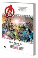 AVENGERS TIME RUNS OUT TP VOL 02 TPB MARVEL COMICS NEW