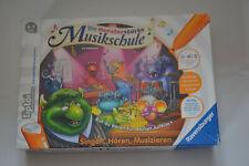 RAVENSBURGER tiptoi® Die monsterstarke Musikschule Spiel Musik 4-7 Jahre