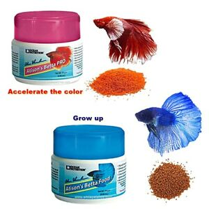 Ocean Nutrition Betta and Tropical Fish Larvae Floating Dried Fish Food 75g.