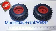 6769 Räder hinten Paar  Fendt mit Frontlader 1: 32 siku control 1/32 RC