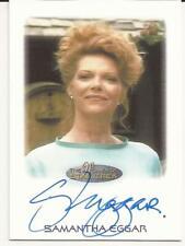 Rittenhouse Women of Star Trek 50th Anniversary Samantha Eggar autograph Marie