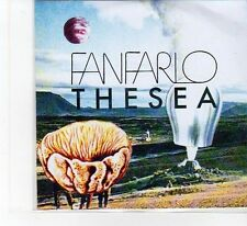 (FB11) FanFarlo, The Sea - 2013 DJ CD