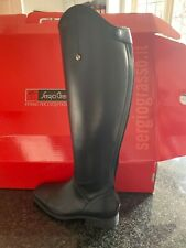 long leather riding boots size 6