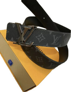 Louis Vuitton Reversible Eclipse Belt size 36
