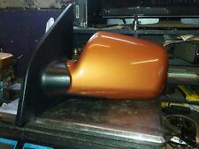 2005 kia picanto passenger side electric wing mirror in orange