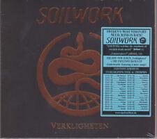 Soilwork 2019 CD - Verkligheten + 4 (Ltd. Digi.) In Flames/Solution .45 - Sealed