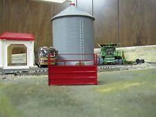 1/64 Custom Scratch-Cast Cattle Short Alley - Red