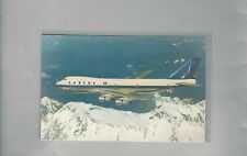 SABENA Airlines issued  Boeing 747    postcard
