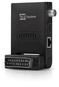 TELE System TS6807 Terrestre Full HD Nero