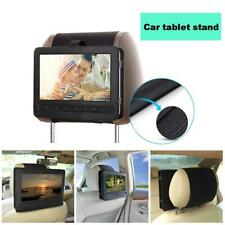 Car Headrest Mount Holder Strap Case for Swivel and Flip Style Portable DVD Play
