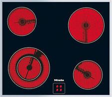Miele Kochfelder mit 4 Kochplatten