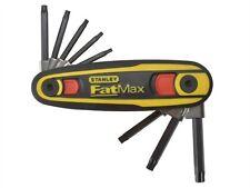 Stanley FatMax STA077553 torx clé de verrouillage set de 8 (T9-T40)