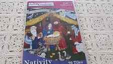 Anita Goodesign Nativity 2012 Embroidery Design Cd NEW SEALED FREE SHIP