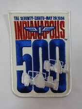 New 1994 Indianapolis 500 Event Patch Indy IndyCar New