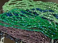 Beads Fire Polished beads 6mm 600 beads per 1 Color